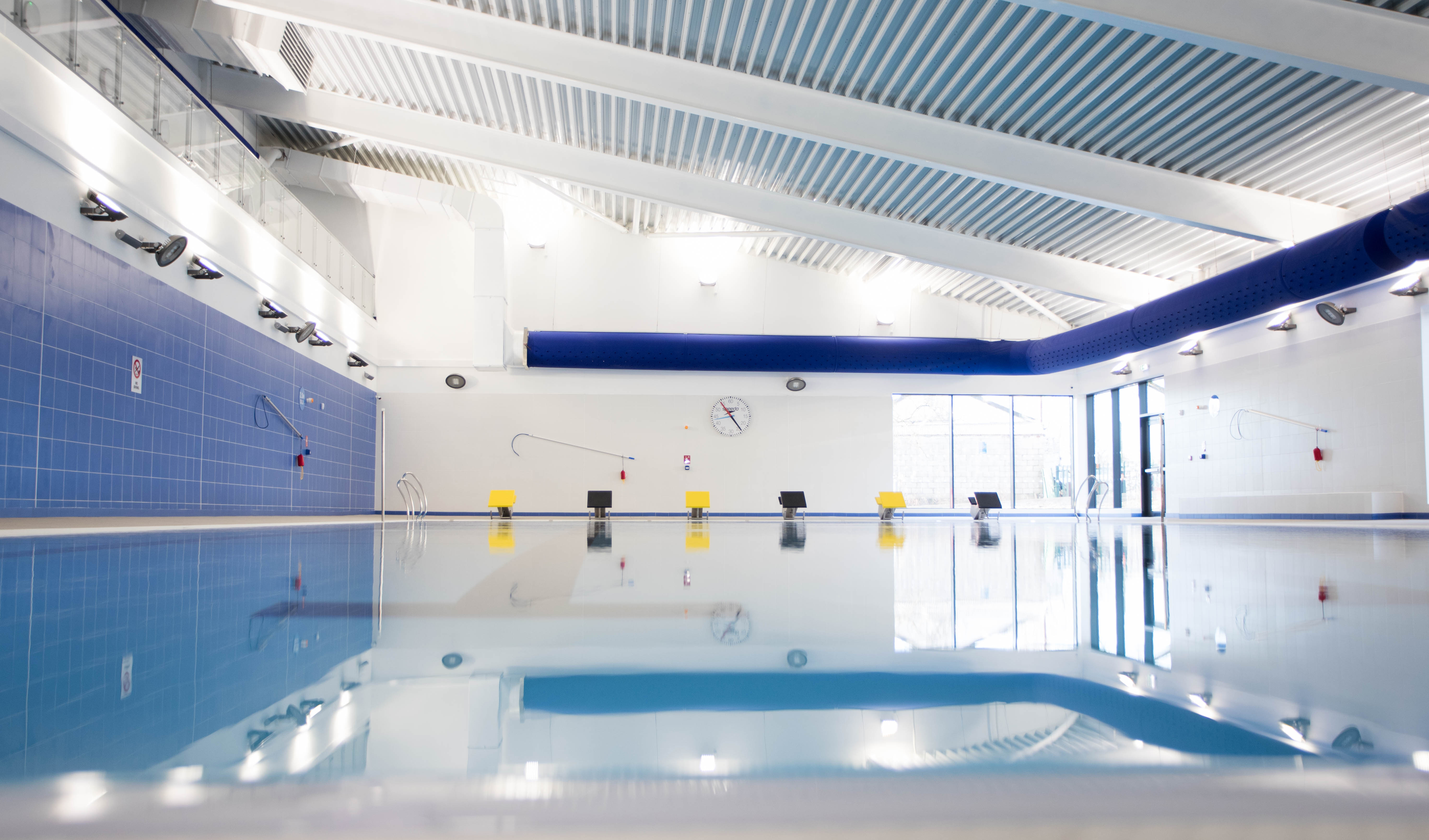 Swimming Pool Horwich Leisure Centre