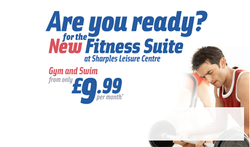 Welcome To Sharples Community Leisure Centre