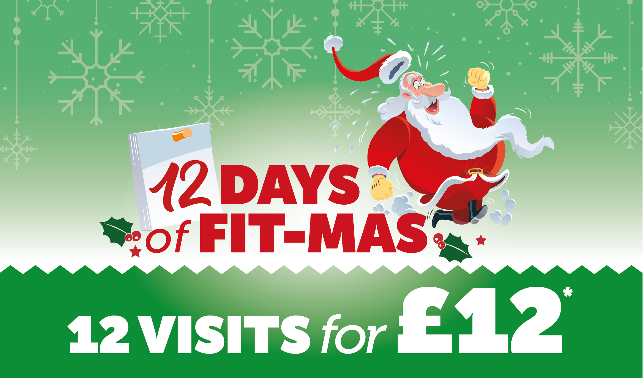 12 Days of Fitmass