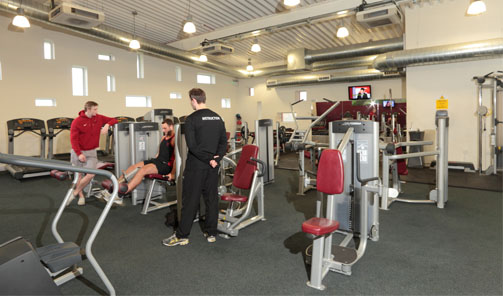 What S On Offer At Westhoughton Community Leisure Centre